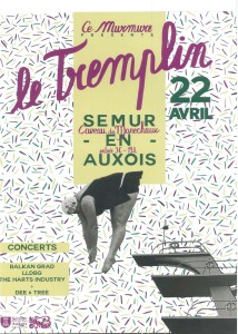 Tremplin 22 avril