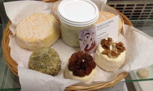 Fromagerie DUBREUIL +á Braux